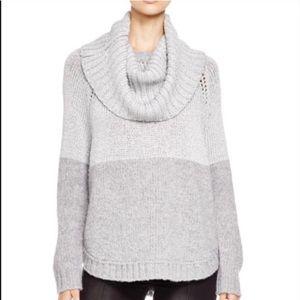 Michael Kors metallic knit sweater